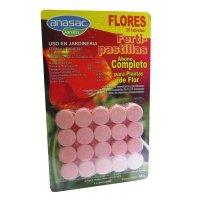 Abono Completo Fertipastillas Flores 20 Pastillas x40g