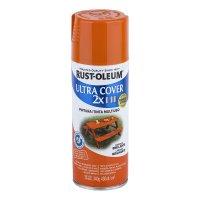 Aerosol Laca 12 Oz Naranja Brillante Ultracover 2x