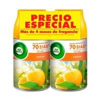 Ambientador Fresh Matic Citrus 250Ml 2U