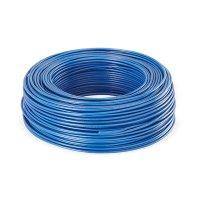 Alambre No.12 Cobre Azul x100m