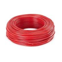 Alambre No.12 Cobre Rojo x100m