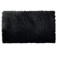 Alfombra Bengali Negro 50X90Cm Dib