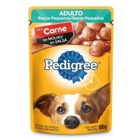 Alimento Completo Perros Adultos Razas Pequeñas x100g