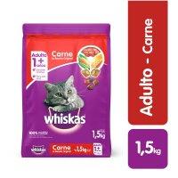 Alimento Gato Adultos Carne x1.5Kg