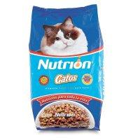 Alimento Gatos Adultos x1.5Kg Nutrion