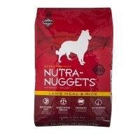 Alimento Nutra Nuggets Cordero Arroz x7.5kg