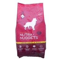 Alimento Nutra Nuggets Cordero-Arroz x3kg