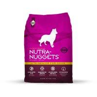 Alimento Nutra Nuggets Lite Senior 7,5kg