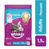 Alimento para Gatos Adultos Pescado 1,5Kls