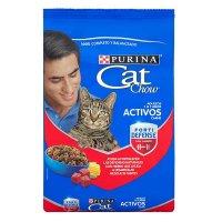 Alimento para gatos Cat Chow adulto activos carne x 1.5 kg