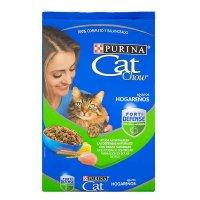 Alimento para gatos Cat Chow adulto hogareños x 1.5 kg