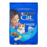 Alimento para gatos Cat Chow adulto pescado x 500 gr