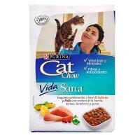 Alimento para gatos Cat Chow vida sana x 1.3 kg