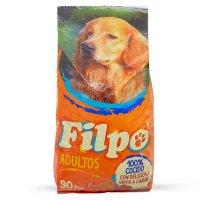 Alimento Perros Adultos Filpo 30 Kg