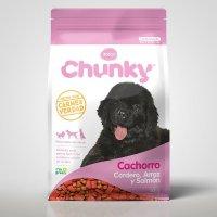 Alimento Perros Cachorros Cordero Arroz Salmón x8kg