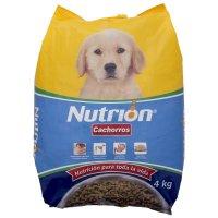 Alimento Perros Cachorros x4kg