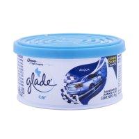 Ambientador Gel Car Aqua x70g