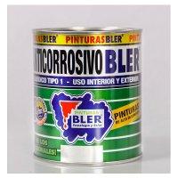 Anticorrosivo 1/4gl Blanco Bler