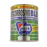 Anticorrosivo 1/4gl Gris Bler