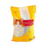 Arena Scoopable Gato Talco Bebes x5kg