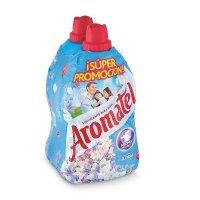 Aromatel Suavizante Floral 2X2500 ml