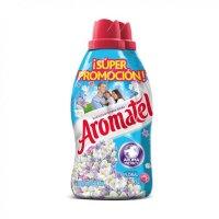Aromatel Suavizante Floral 2X900 ml