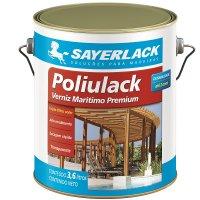 Barniz Marítimo Premium Satinado Poliulack 1Gl