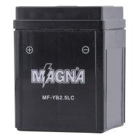 Batería Moto Magna 12 Vol 2,5 Amperios