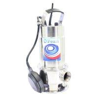 Bomba Sumergible 1Hp 110V Aguas Sucias Pearl