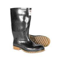 Bota Workman Waterproof Punta Acero Negra T 41
