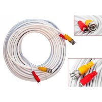 Cable Cctv Cablevd2030 Blanco x30m