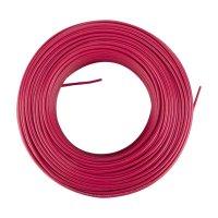 Cable cobre 12 rojo 100mt centelsa