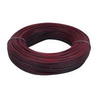 Cable Dúplex 2x22 Negro Y Rojo 100mt Cent