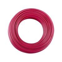 Cable No.14 Cobre Rojo x100m