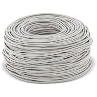 Cable utp ctg 6 4pares gris 1 mt doxa