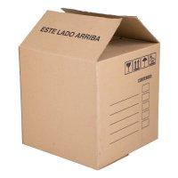 Caja Cartón 41 cm x 41 cm x 41 cm