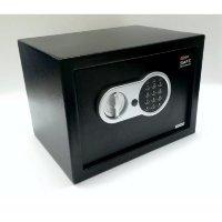 Caja Fuerte Apertura Electrónica 25X36X26Cm