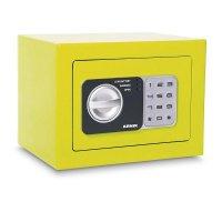 Caja Fuerte Color Verde 17X23X17