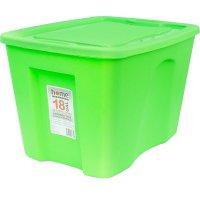 Caja Organizadora 68 Litros Verde Cl