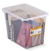 Caja Plastica 24 Litros Glad