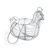 Canasto Gallina Para Huevos Oi20