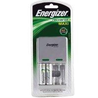 Cargador Maxi + 2AA Energizer