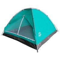 Carpa 4 Personas Dome Azul Galapagos 210X210X130