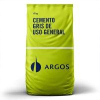 Cemento Gris x5kg Argos