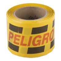 Cinta Peligro Rollo x 100m