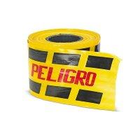 Cinta Peligro Rollo x 50m
