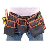 Cinturon Portaherramientas 2 Bolsillos E-Work