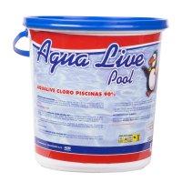 Cloro Piscinas 90% x4kg