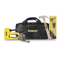 Combo Herramientas Manuales Stanley Para El Profesional Carpintero