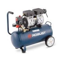 Compresor Aire Silenci Sn Aceite 580w24l